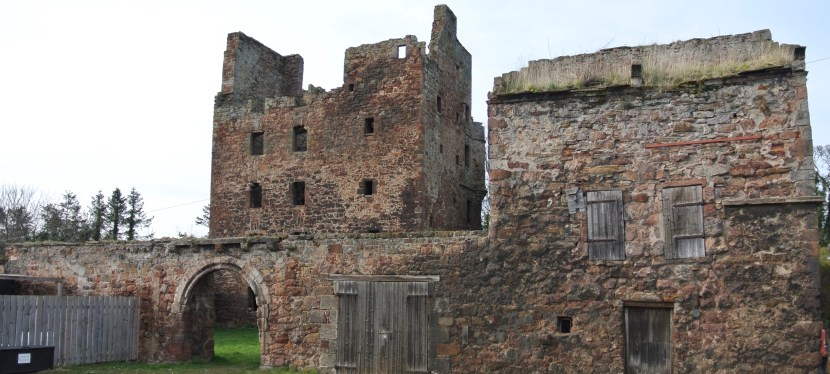 Off the Beaten Path:  Redhouse Castle
