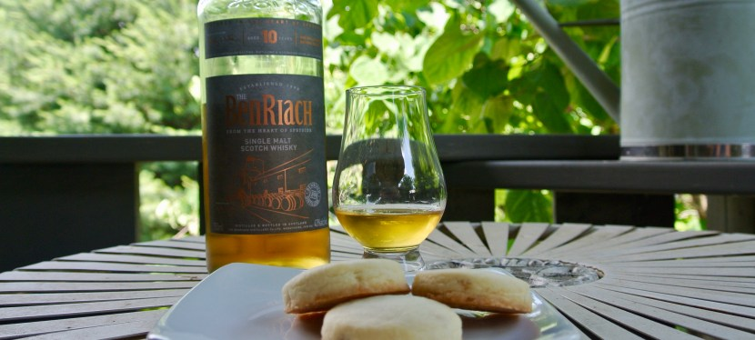 Recipe:  Scottish Shortbread With Ginger