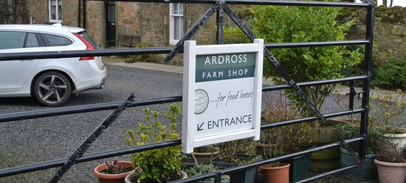 Ardross Farm Shop – Elie, Scotland