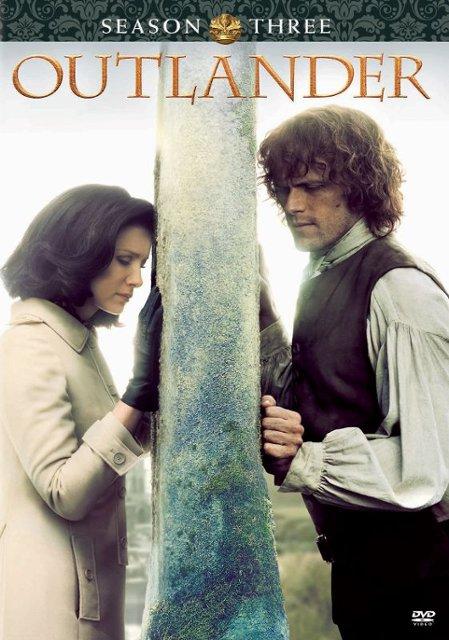 Outlander DVD jacket.
