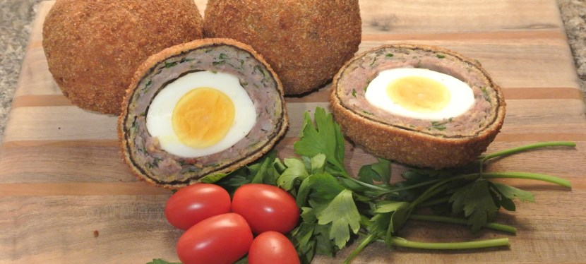 Recipe:  Scotch Eggs