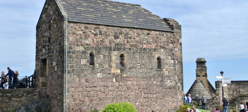 St. Margaret's Chapel-Edinburgh's Oldest Surviving Building
