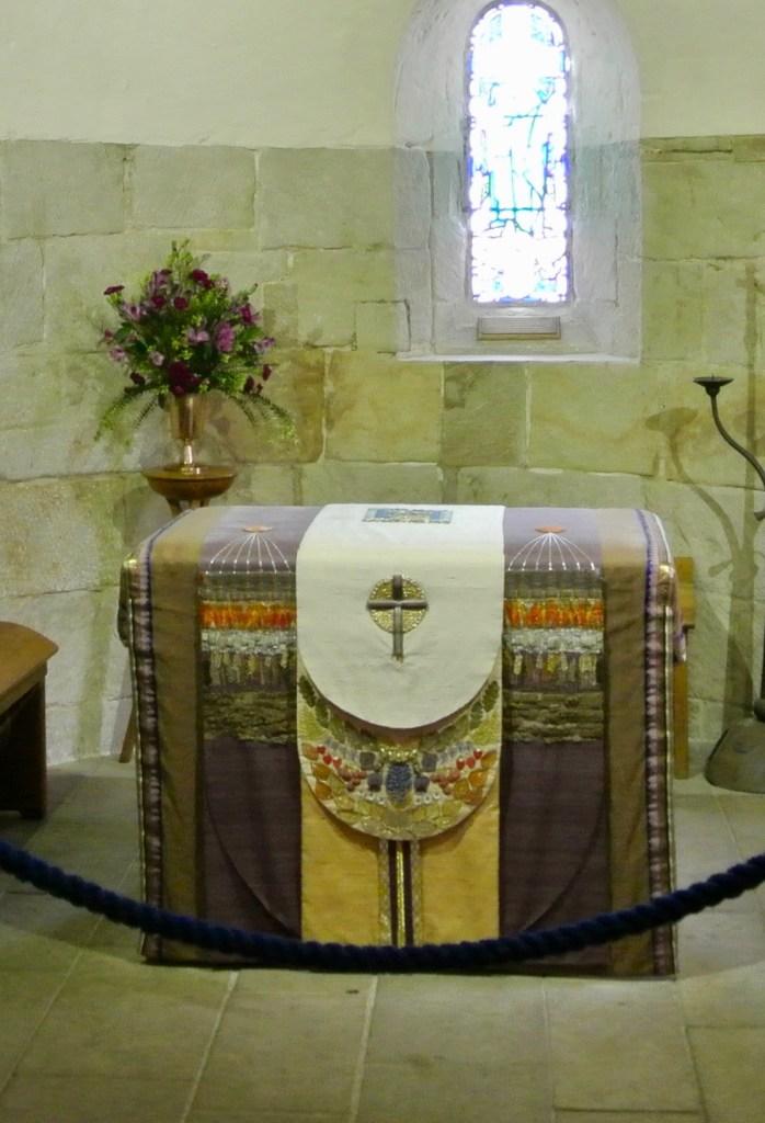 St. Margaret's Chapel.