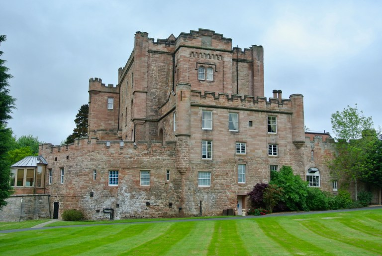 Dalhouse Castle.