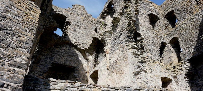 Auchindoun Castle-A 15th Century Treasure