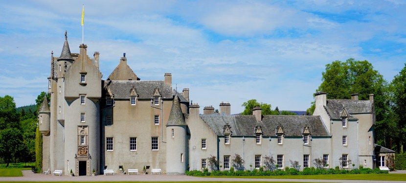 "Ballindalloch Castle:  Scotland's ""Pearl of the North"""