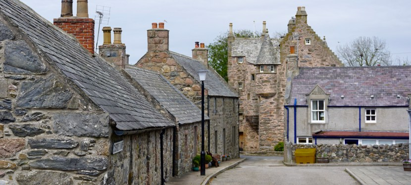 Fordyce, Scotland and Its Fairy Tale Castle