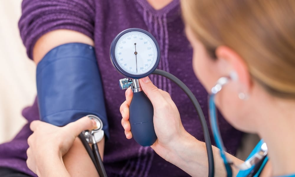 Keto may reduce Blood pressure