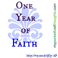 One Year of Faith