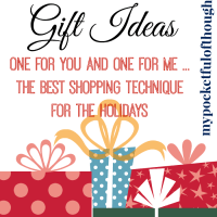 Cyber Monday Shopping and Christmas Gift Ideas!