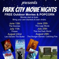 Bridgeport's Mayor Finch Presents Park City Movie Nights