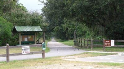Van Fleet Trail Head