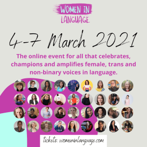 women in language conference