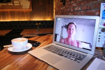 French coaching in Toronto videoconference