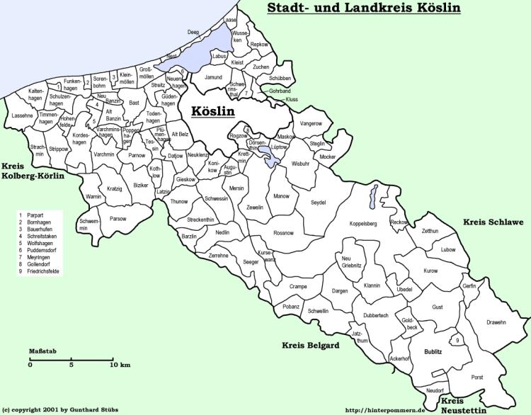 Kreis Köslin