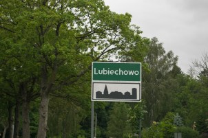 The village of Lübchow