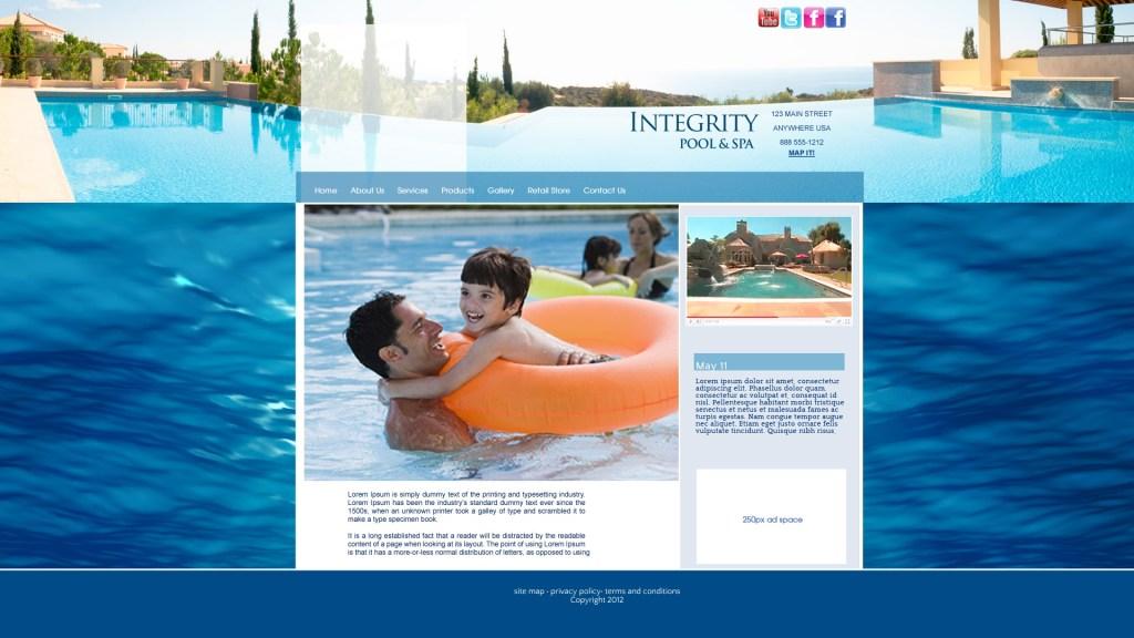 Summer Flex Website