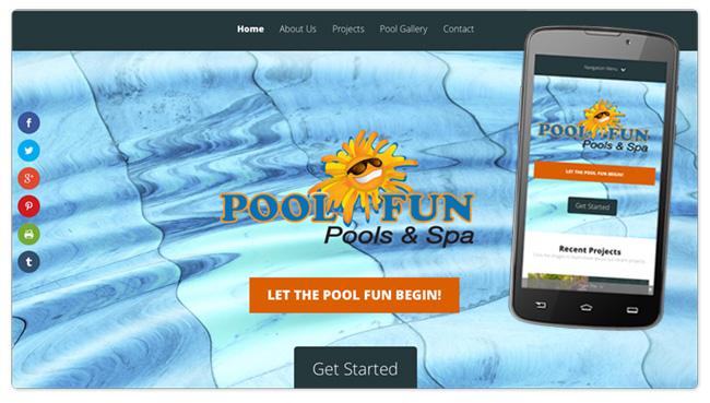 Panoramic Semi-Custom Website
