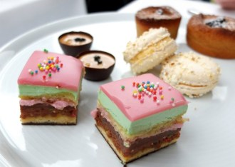 zumbo lolly bag cake