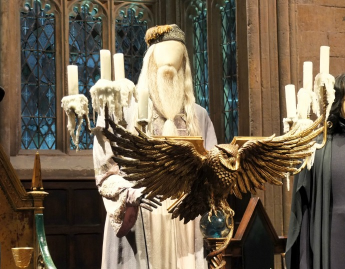 Dumbledore Great Hall