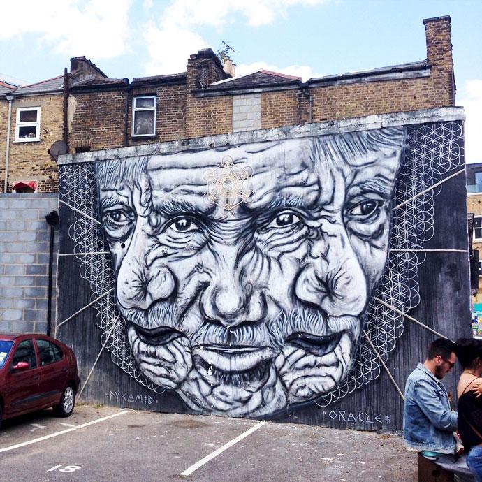 London street art Graffiti Travel Blog photos mypoppet.com.au