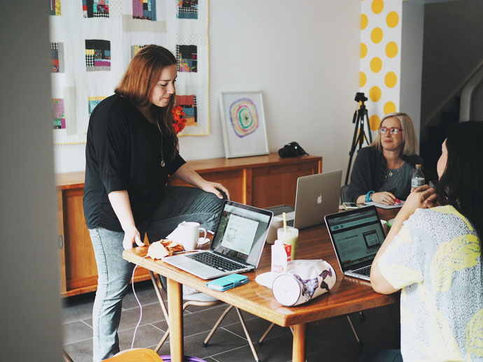 blogger meeting