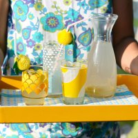 Deliciously Refreshing - Old Fashioned Lemonade Cordial Recipe