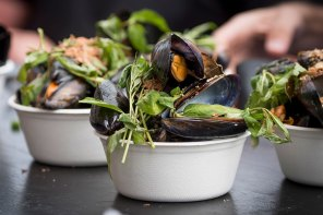The 6th annual Port Phillip Mussel Festival
