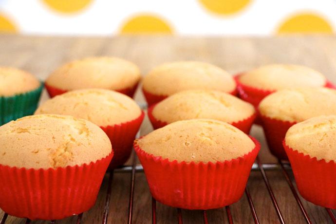 Basic Cup Cake Recipe