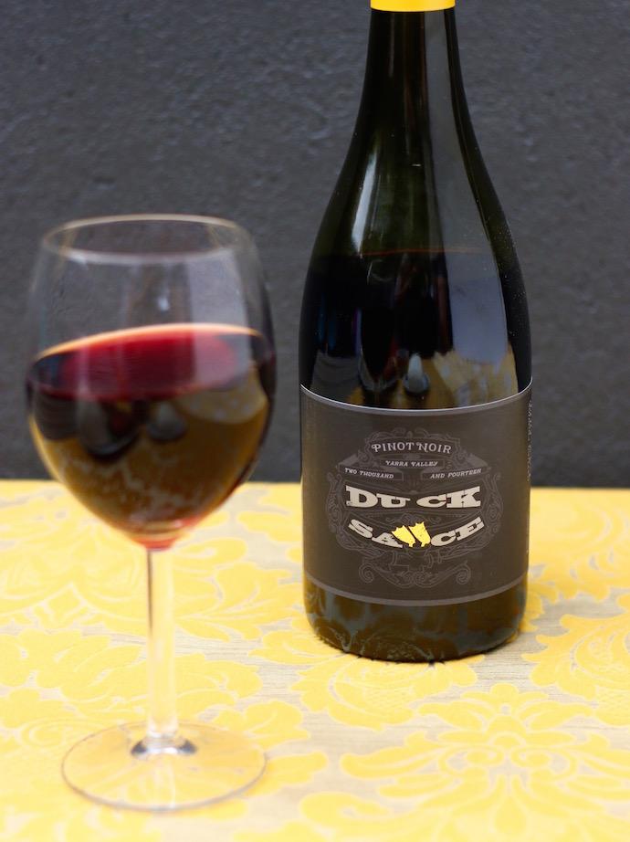 Duck Sauce Pinot Noir