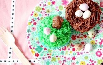 3 cute cup cake ideas and recipe