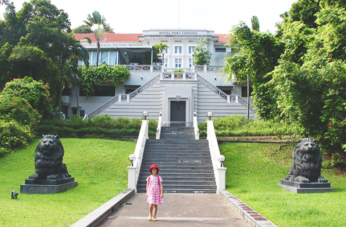 Hotel Fort Canning Singapore - Travel Review mypoppet.com.au