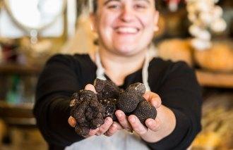 Truffle season South Melbourne market photo credit Kristyna Hess