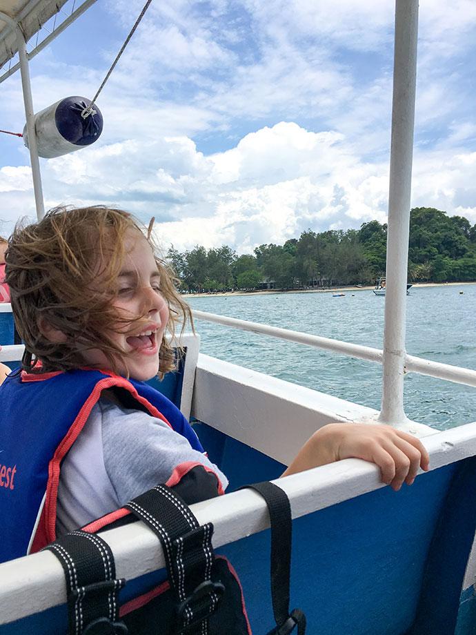 island hopping sabah tropical island adventure, Sabah Borneo mypoppet.com.au