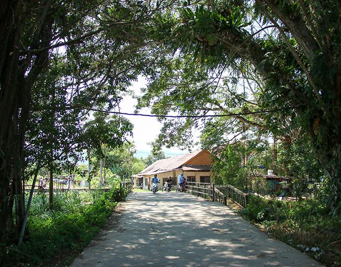 north borneo railway journey