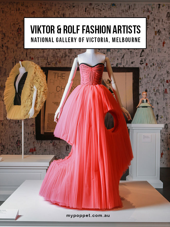 Viktor&Rolf: Fashion Artists at the National Gallery of Victoria