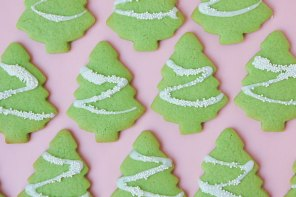 Christmas Tree Cookies – A Fun & Festive Biscuit Recipe