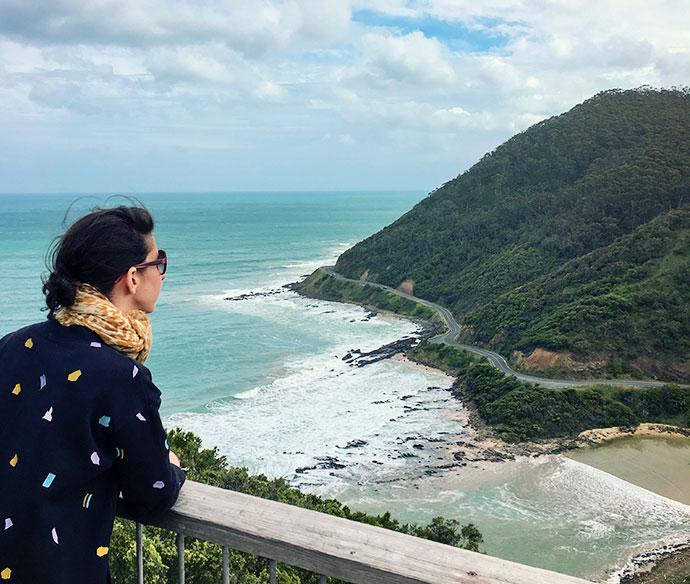 teddy's lookout lorne - great ocean road || Top 10 Things to See + Do, Great Ocean Road AUSTRALIA mypoppet.com.au