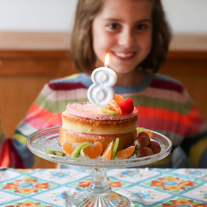 Birthday party idea 8yo girl