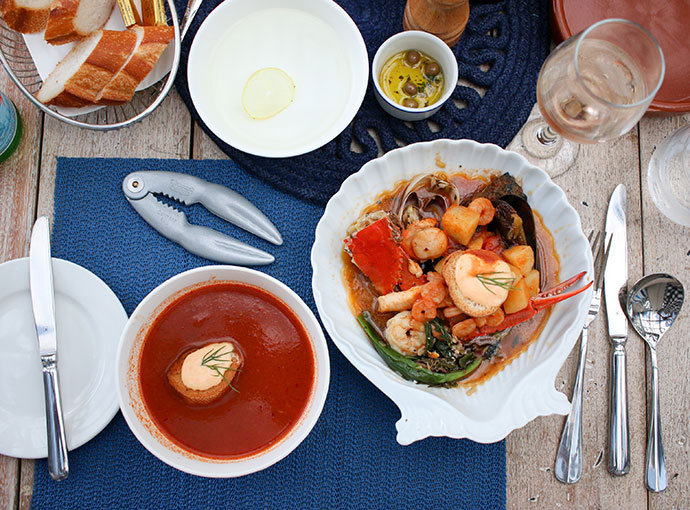 bouillabaisse - the house of wine & food review - mypoppet.com.au