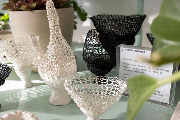 wire art vessels - cool cactus armadale