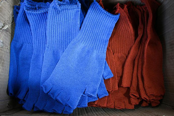 fingerless gloves otto and spike
