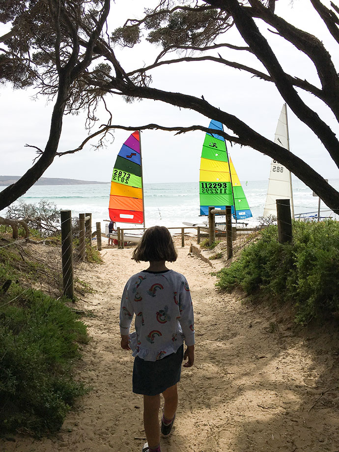 Point Roadknight beach - mypoppet.com.au