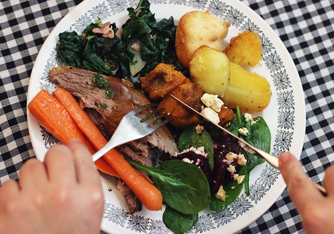 How to make the best Sunday roast - mypoppet.com.au