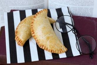 Harry Potter Savoury Pumpkin Pastie Recipe - mypoppet.com.au