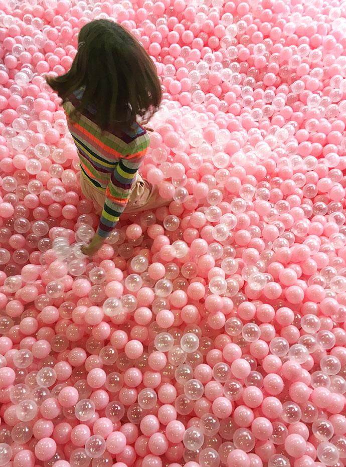 Sugar Republic - ball pit - mypoppet.com.au