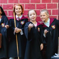 The Ultimate Harry Potter Party - Party Food, Decorating & Activity Ideas