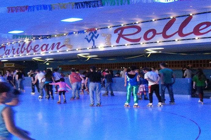 Rollerama Rollerskating rink