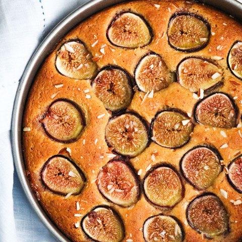 easy fig cake recipe - mypoppet.com.au