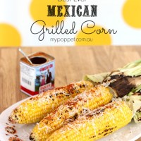 Best Ever Mexican Grilled Corn